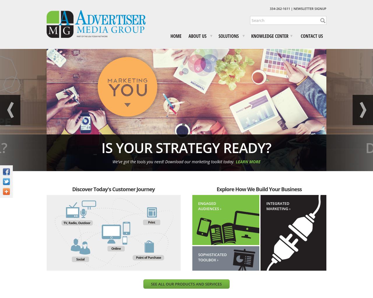 Montgomeryadvertiser com Advertising Mediakits, Reviews