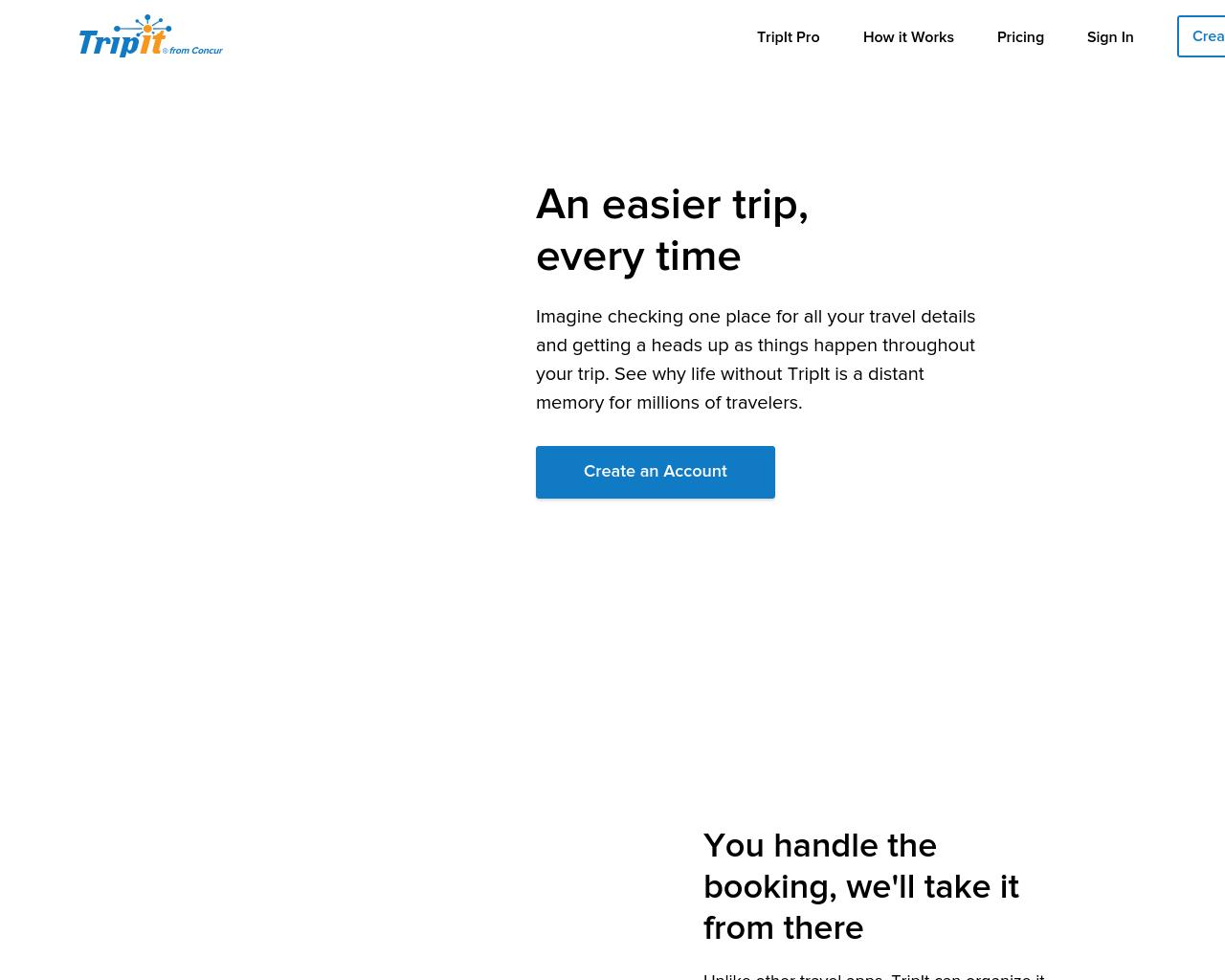 Tripit Advertising Mediakits, Reviews, Pricing, Traffic