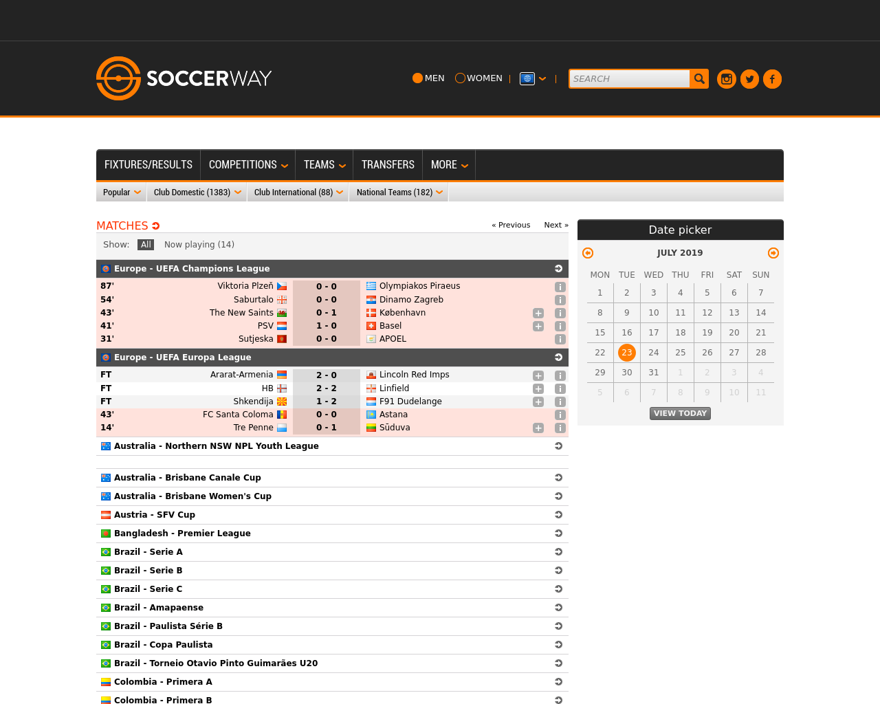 soccerway greece football league 2 betting