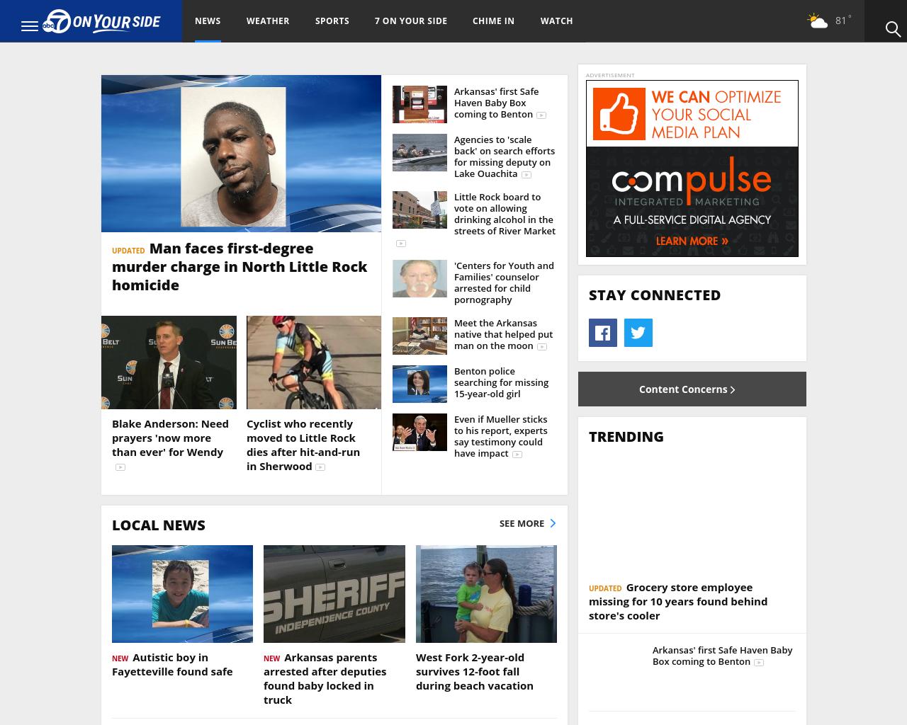 KATV Advertising Mediakits, Reviews, Pricing, Traffic, Rate