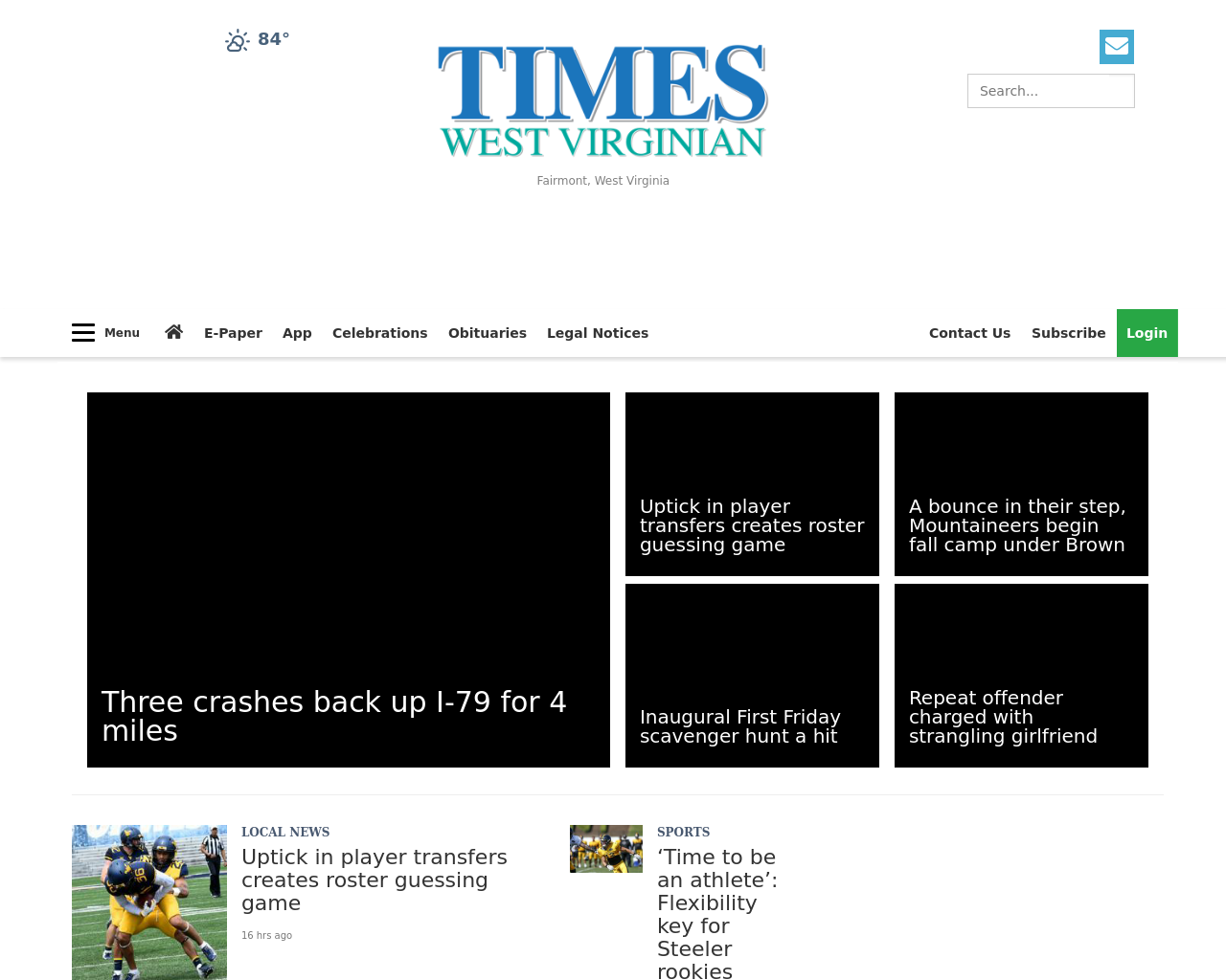 Timeswv Com Advertising Mediakits Reviews Pricing Traffic Rate Card Cost Последние твиты от times sport (@timessport). kochava media index