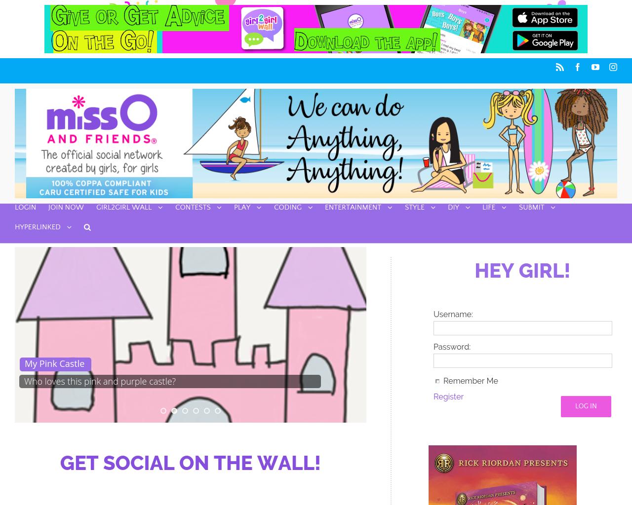 Miss O & Friends Advertising Mediakits, Reviews, Pricing