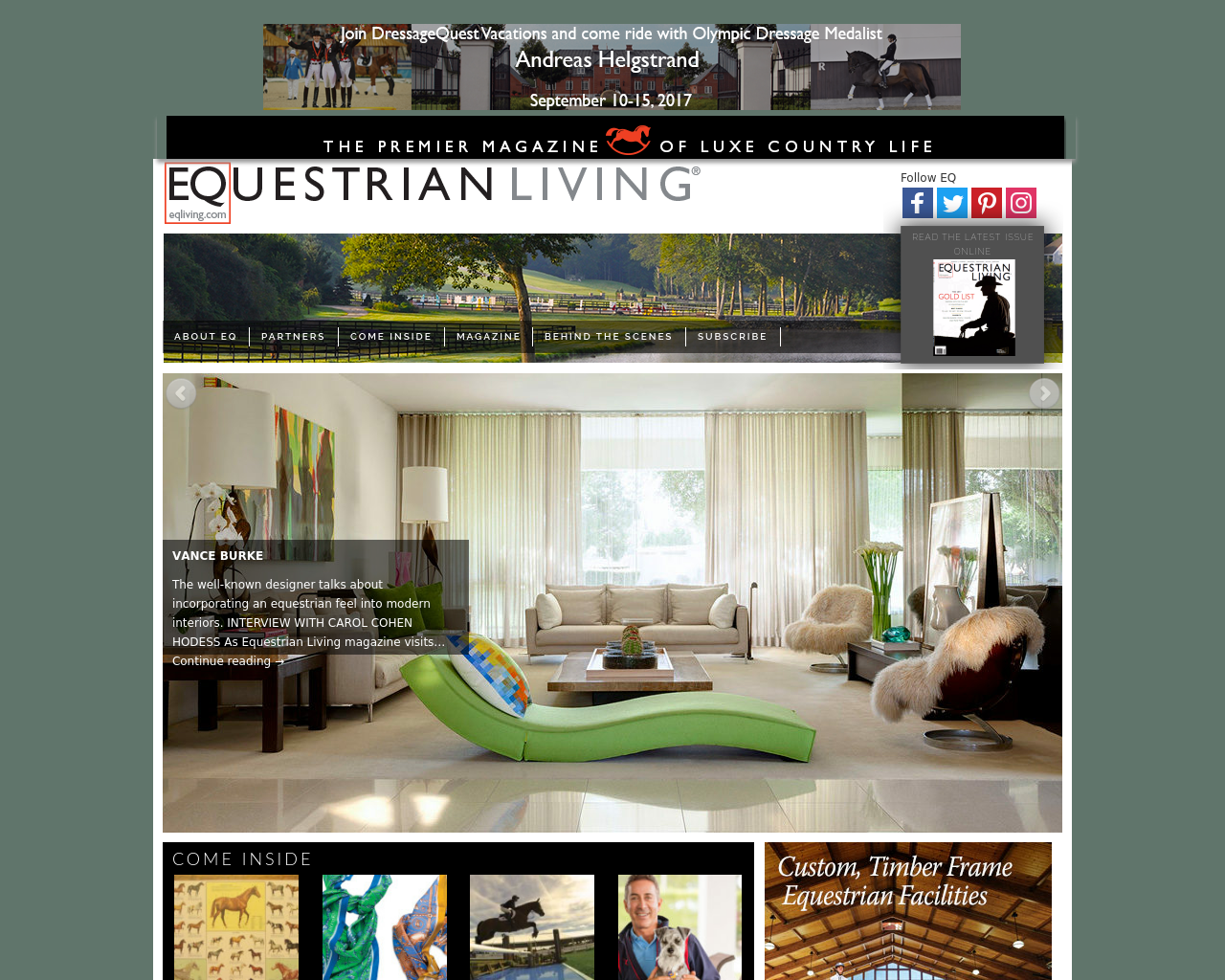 Equestrian-Quarterly-Advertising-Reviews-Pricing