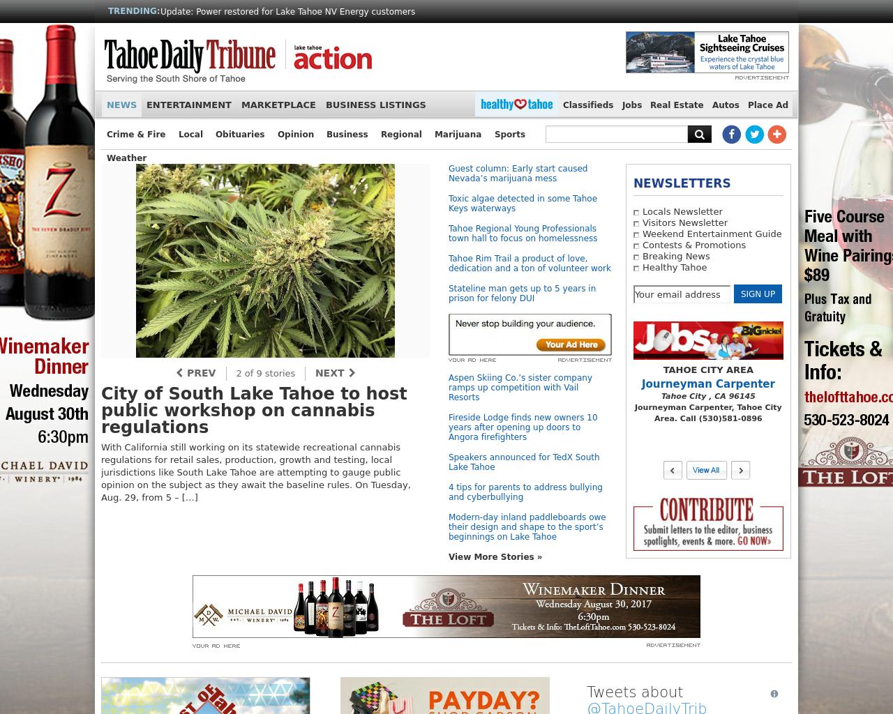 Tahoe-Daily-Tribune-Advertising-Reviews-Pricing