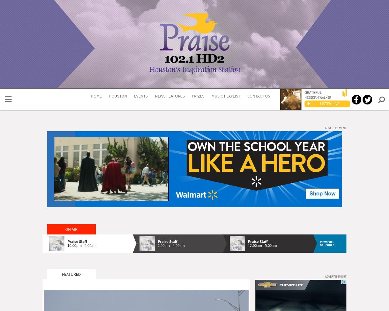 Praise-102.1-HD2-Advertising-Reviews-Pricing