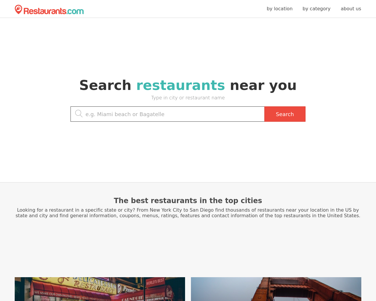 Restaurants-Advertising-Reviews-Pricing