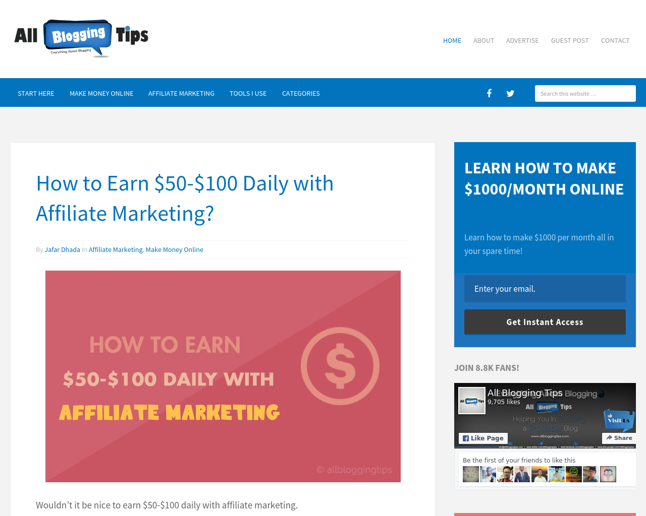 All-Blogging-Tips-Advertising-Reviews-Pricing