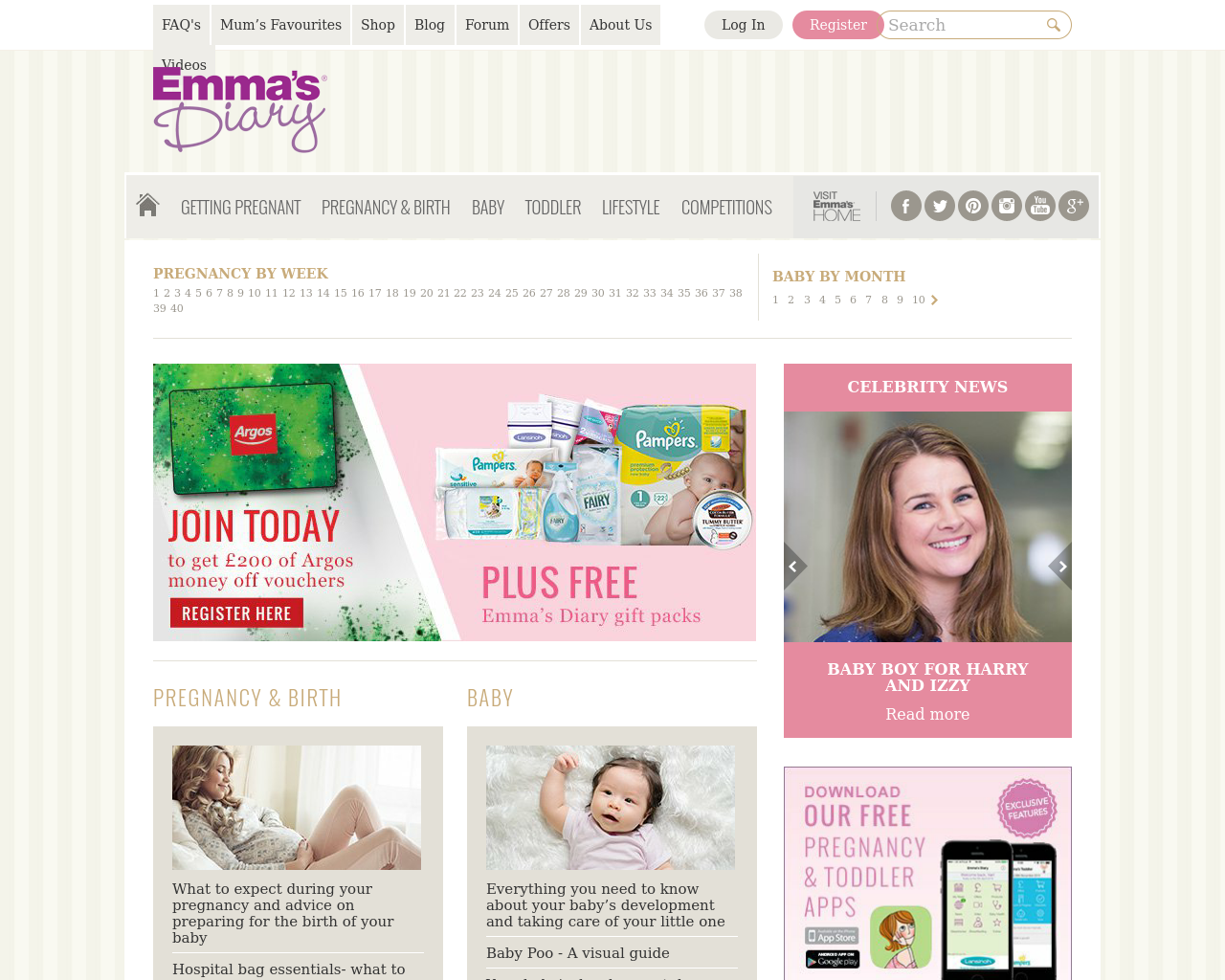 Emma's-Diary-Advertising-Reviews-Pricing