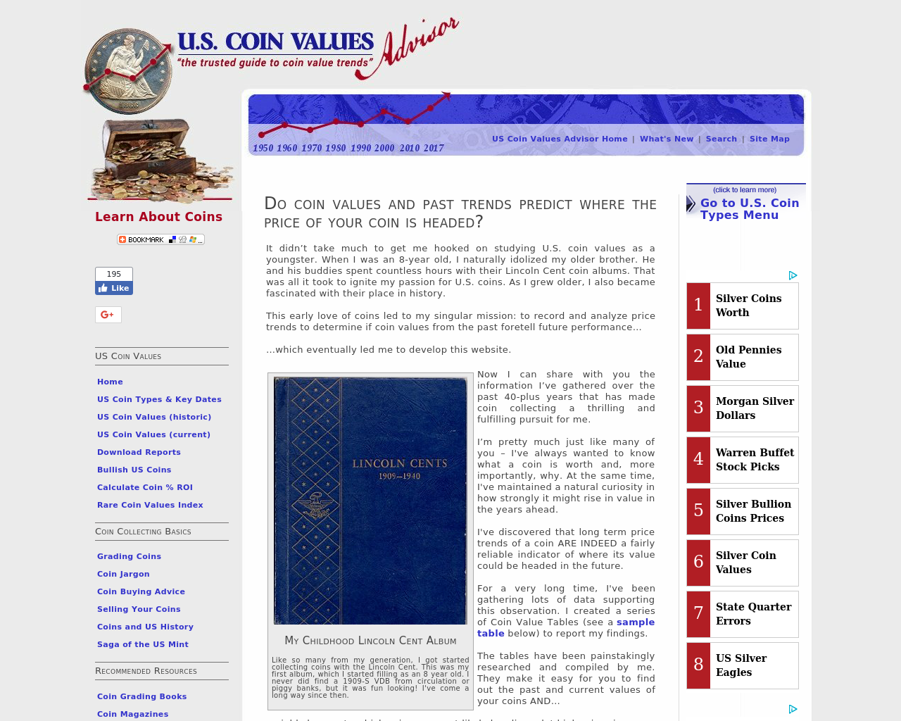 US-Coin-Values-Advisor-Advertising-Reviews-Pricing