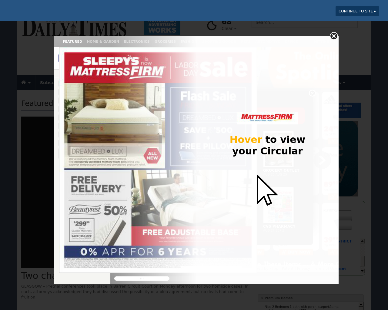 Glasgow-Daily-Times-Advertising-Reviews-Pricing