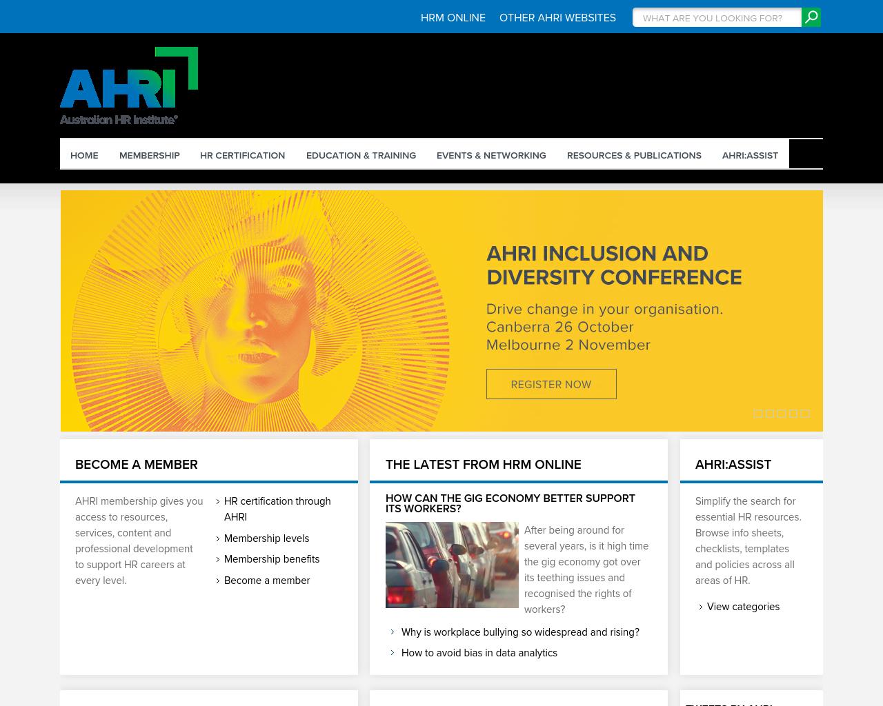 AHRI-Australian-Human-Resources-Institute-Advertising-Reviews-Pricing