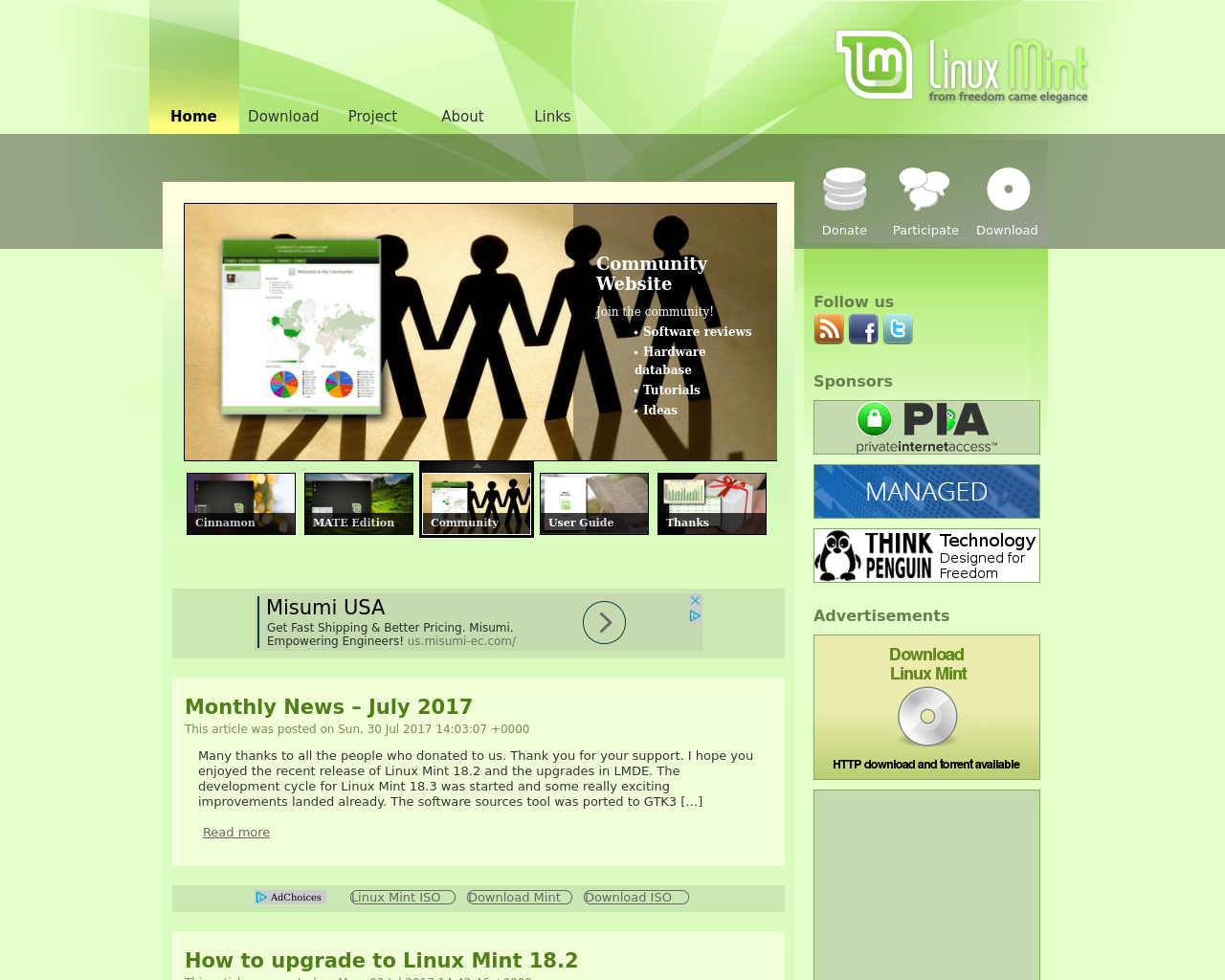 Linux-Mint-Advertising-Reviews-Pricing