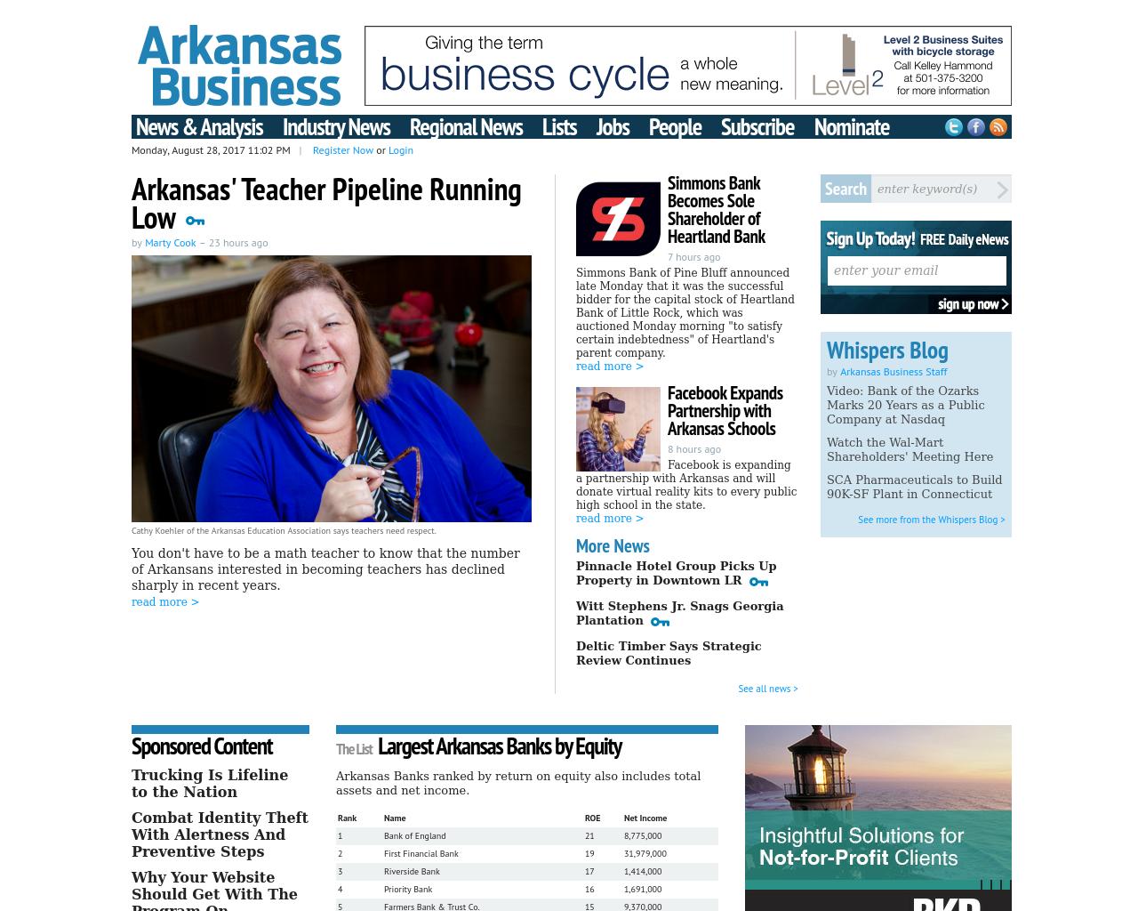 ArkansasBusiness.com-Advertising-Reviews-Pricing