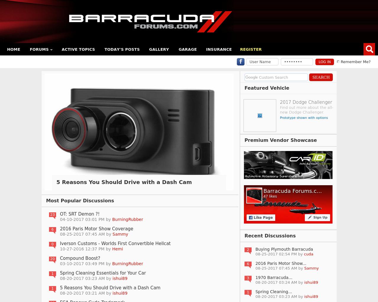 Barracuda-Forums-Advertising-Reviews-Pricing