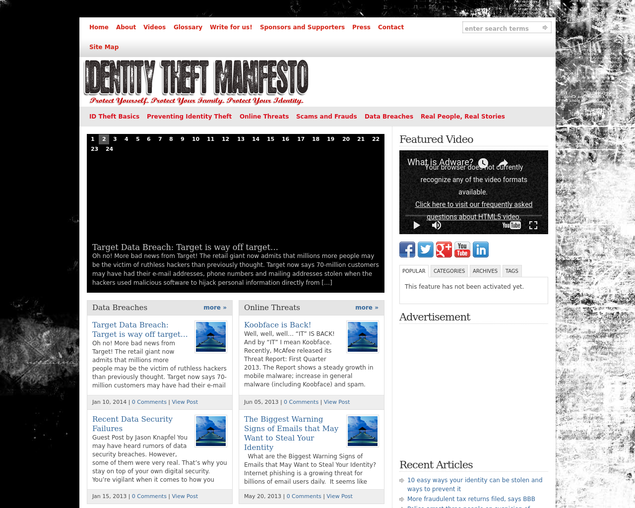 Identity-Theft-Manifesto-Advertising-Reviews-Pricing