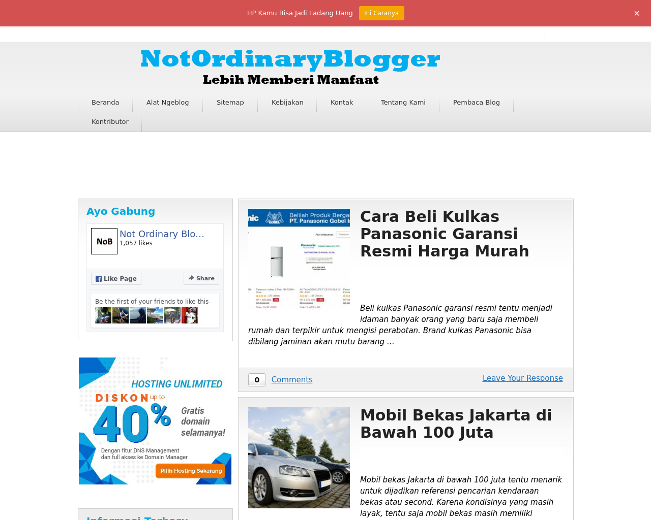 Not-Ordinary-Blogger-Advertising-Reviews-Pricing