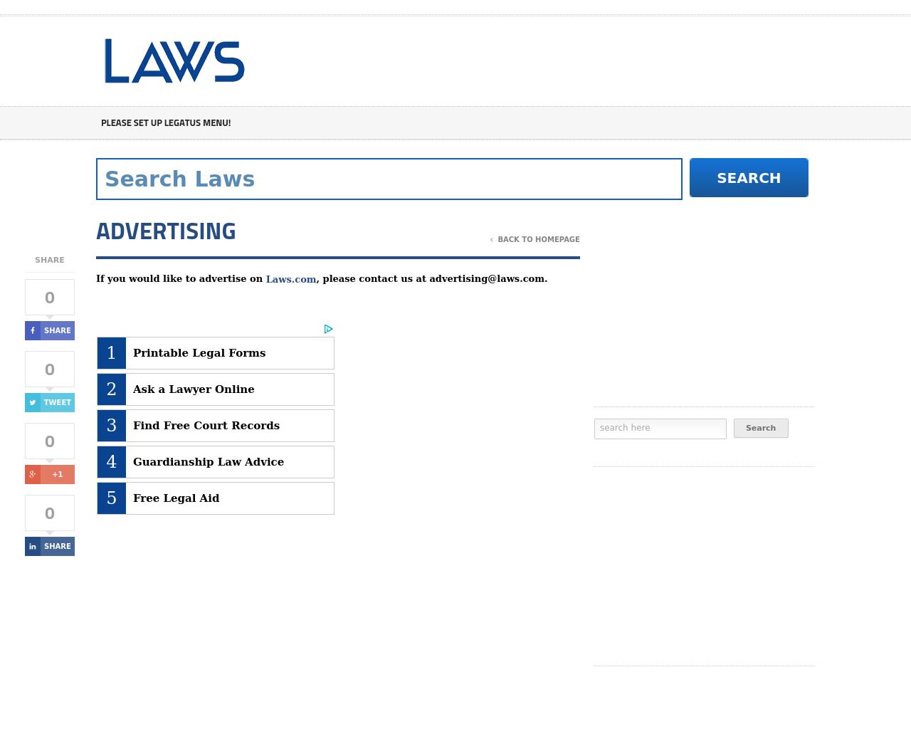 Laws.com-Advertising-Reviews-Pricing