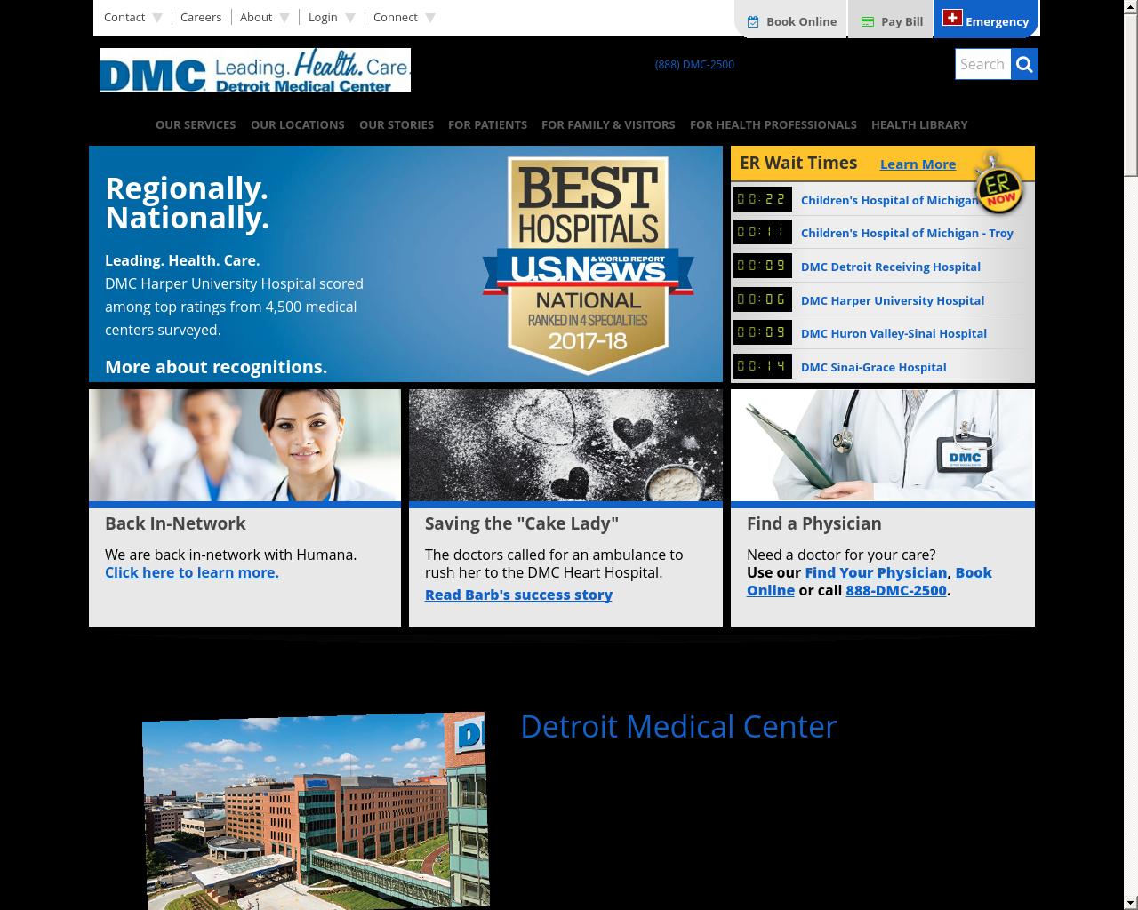 Detroit-Medical-Center-Advertising-Reviews-Pricing