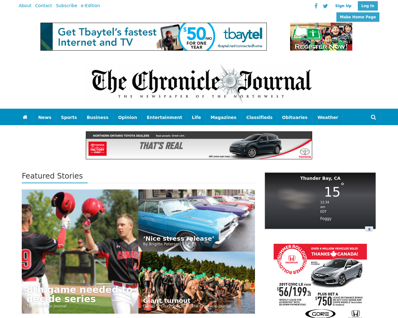 The-Chronicle-Journal-Advertising-Reviews-Pricing