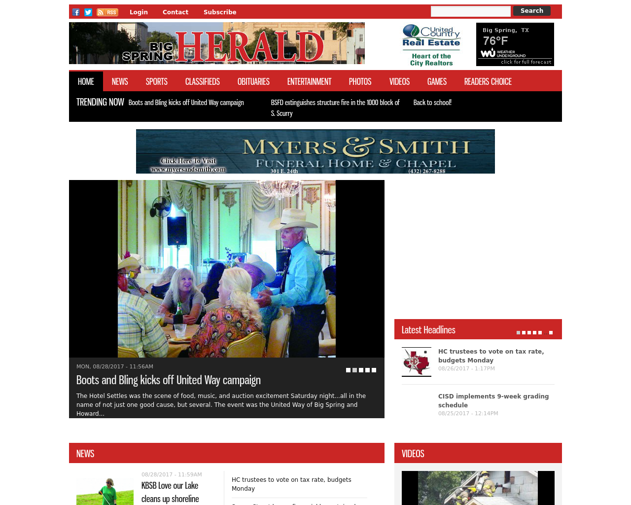 Big-Spring-Herald-Advertising-Reviews-Pricing