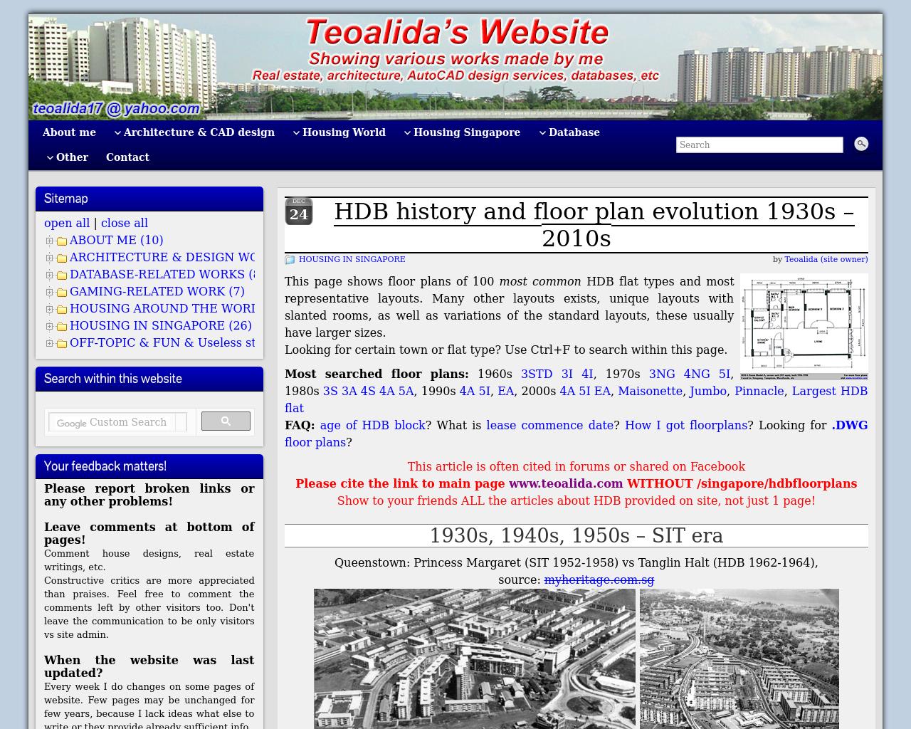 Housing-In-Singapore-Advertising-Reviews-Pricing