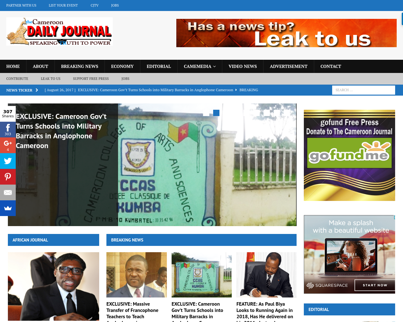 Cameron-Daily-Journal-Advertising-Reviews-Pricing