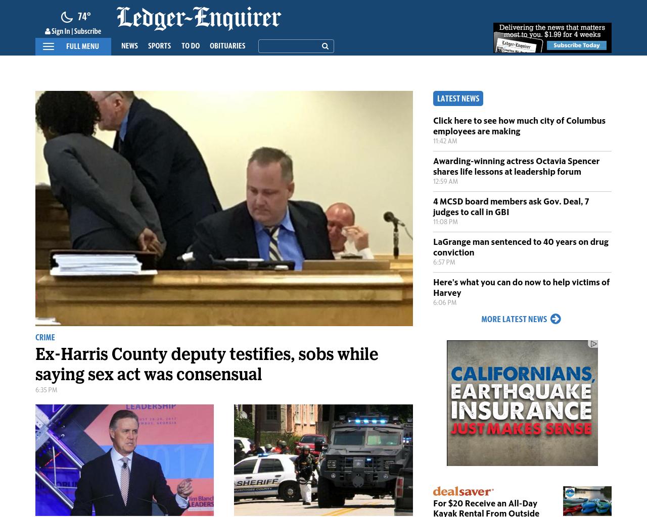 Ledger-Enquirer-Advertising-Reviews-Pricing