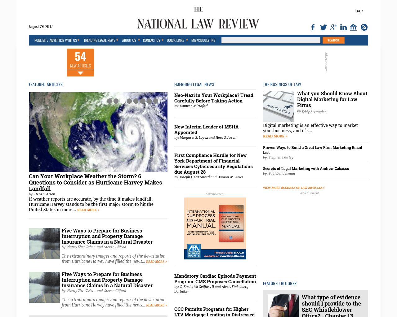 National-Law-Review-Advertising-Reviews-Pricing
