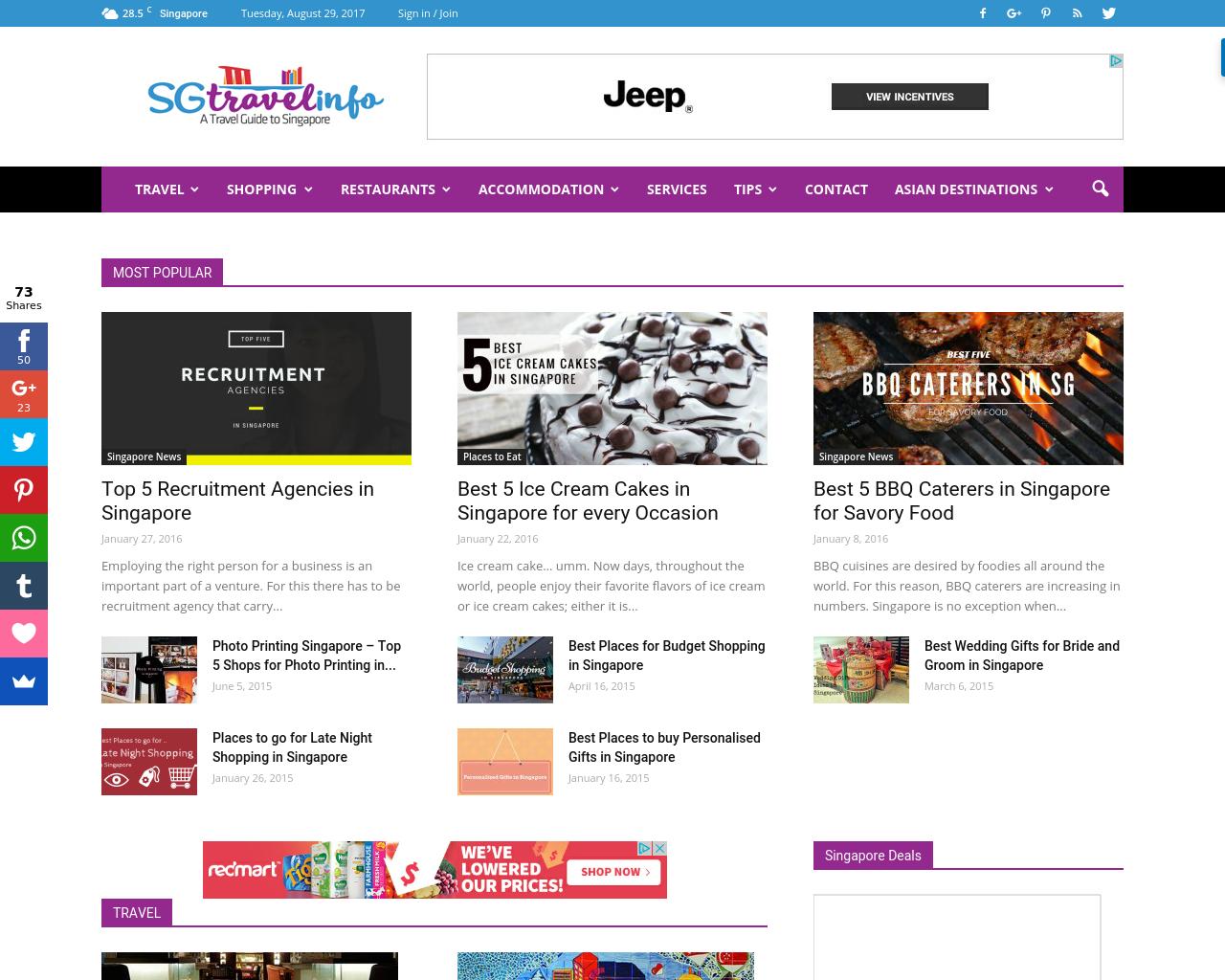 Singapore-Travel-Advertising-Reviews-Pricing