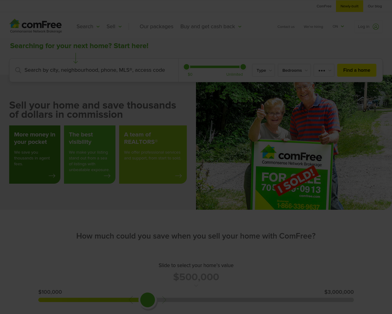 ComFree-Network-Advertising-Reviews-Pricing