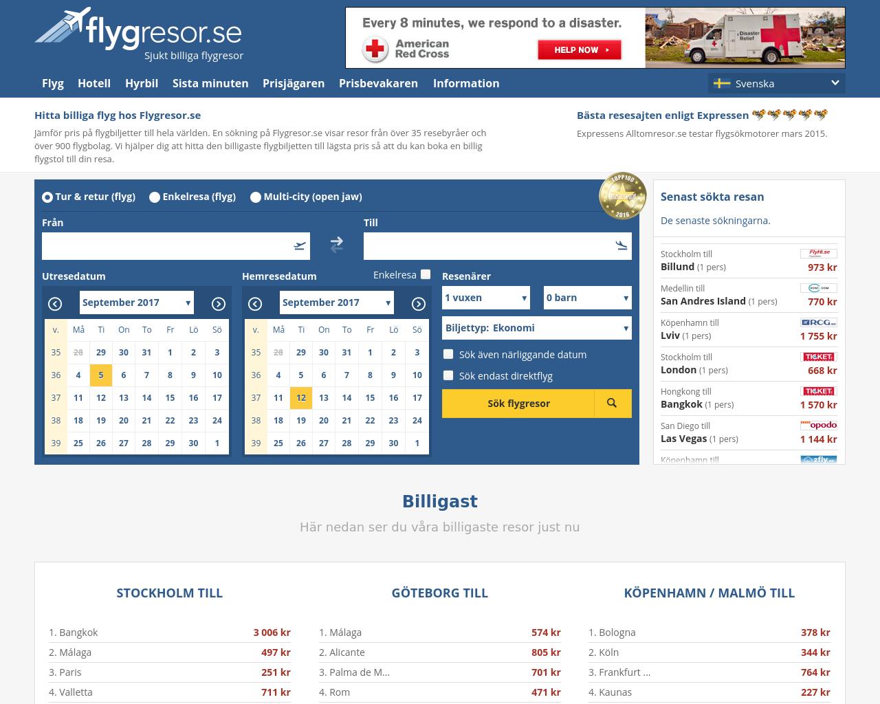 Flygresor-Advertising-Reviews-Pricing