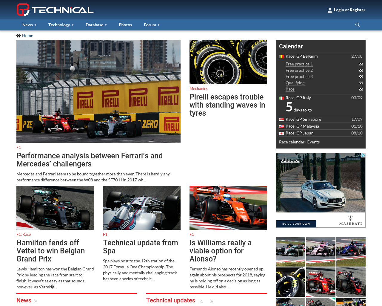 Formula-One-Technical-Advertising-Reviews-Pricing