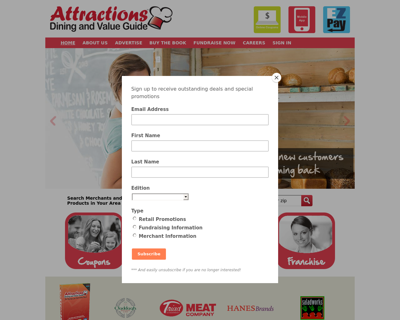 Attractions-Advertising-Reviews-Pricing