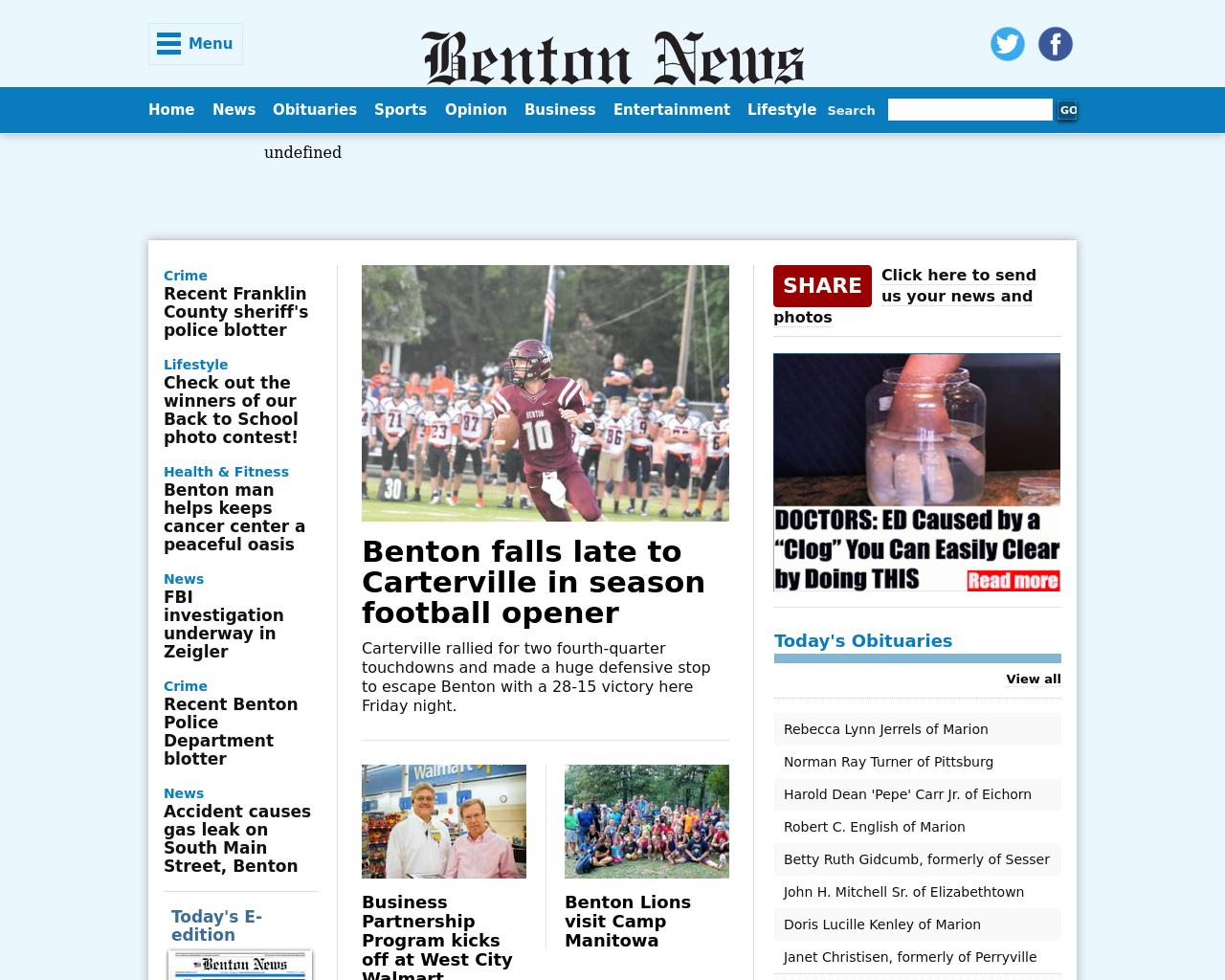 Benton-Evening-News-Advertising-Reviews-Pricing