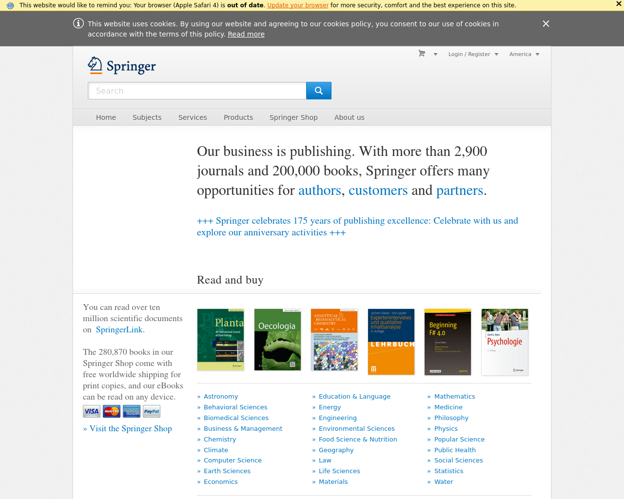 Springer-Advertising-Reviews-Pricing