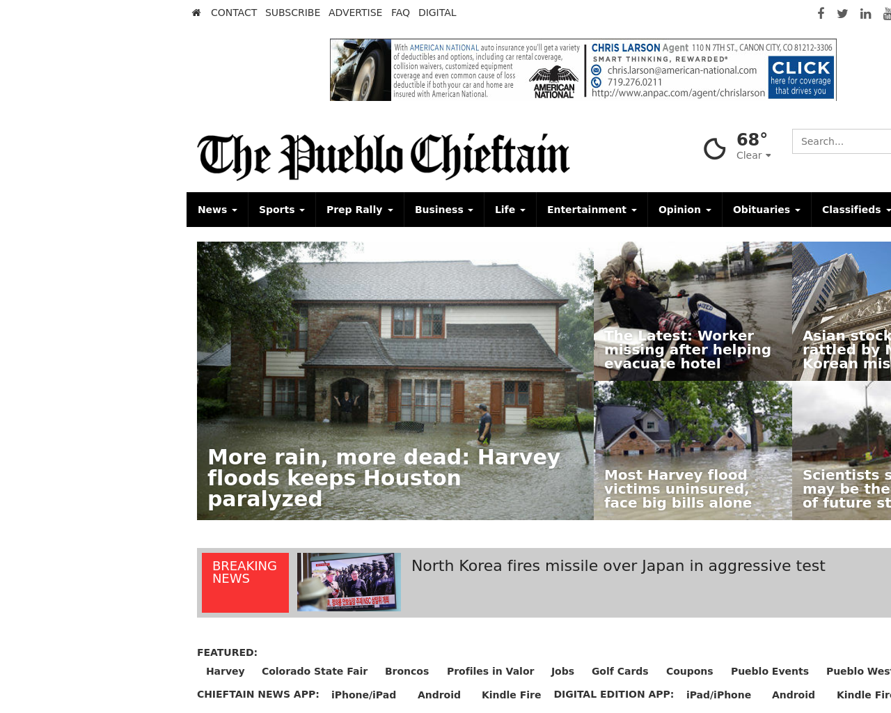 The-Pueblo-Chieftain-Advertising-Reviews-Pricing