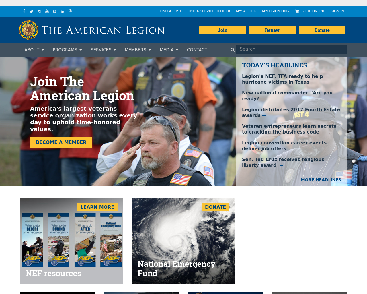 The-American-Legion-Advertising-Reviews-Pricing