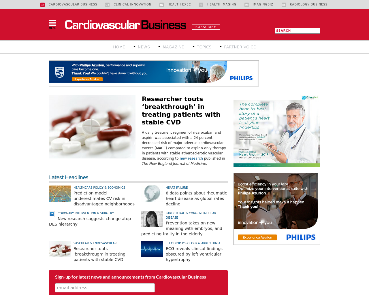Cardiovascular-Business-Advertising-Reviews-Pricing