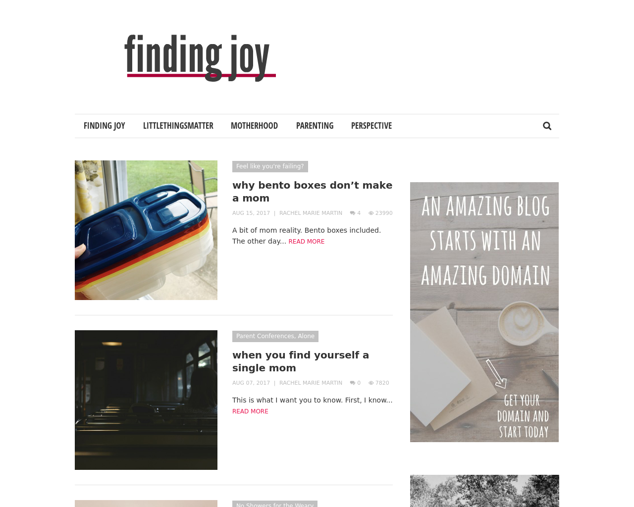 Finding-Joy-Advertising-Reviews-Pricing