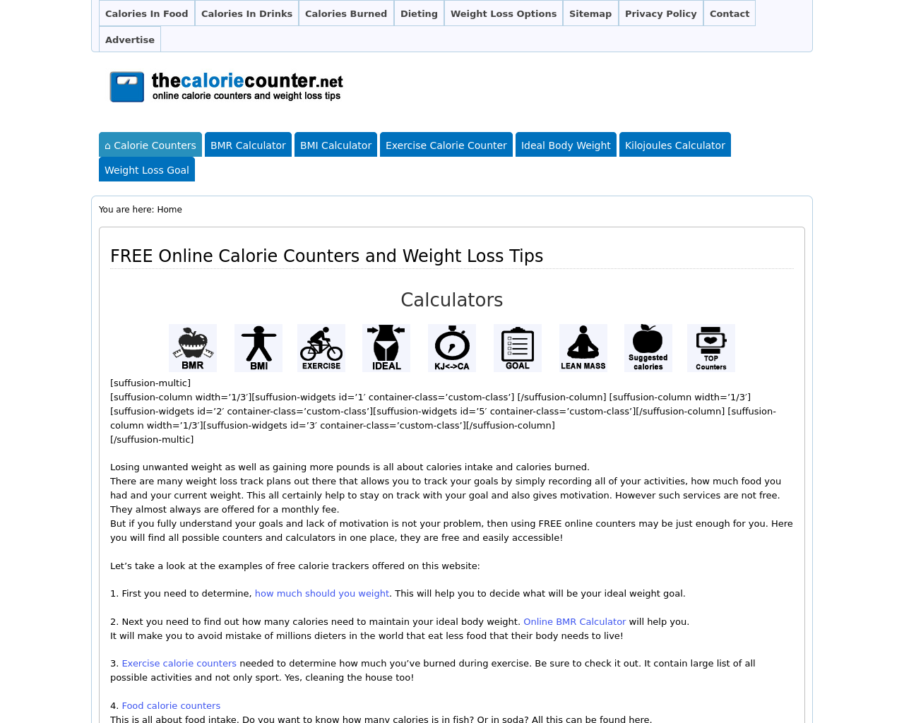 The-Calorie-Counter-Advertising-Reviews-Pricing