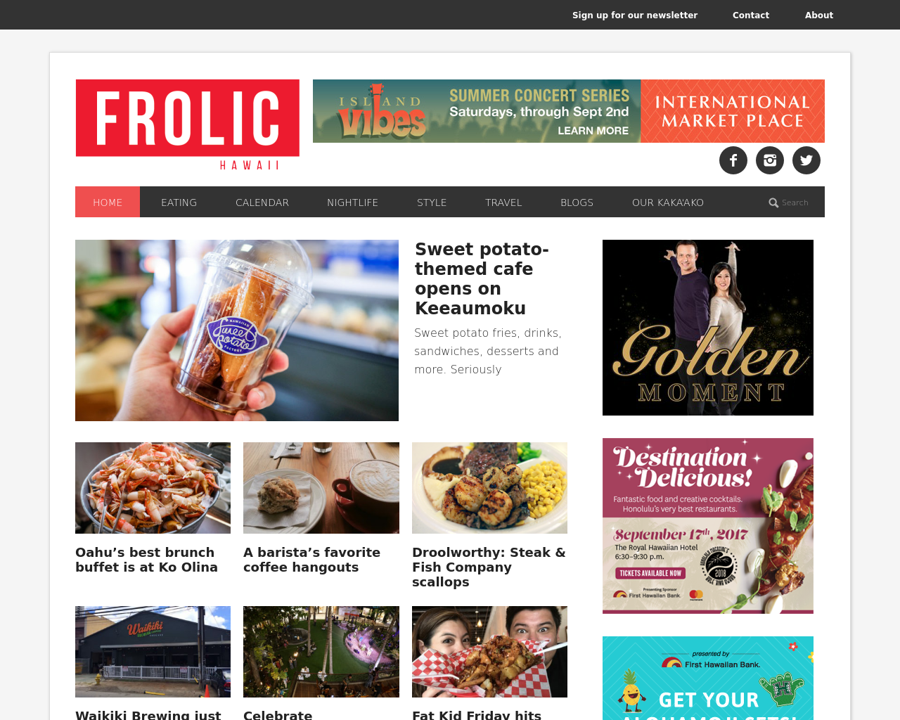 Frolic-Hawaii-Advertising-Reviews-Pricing