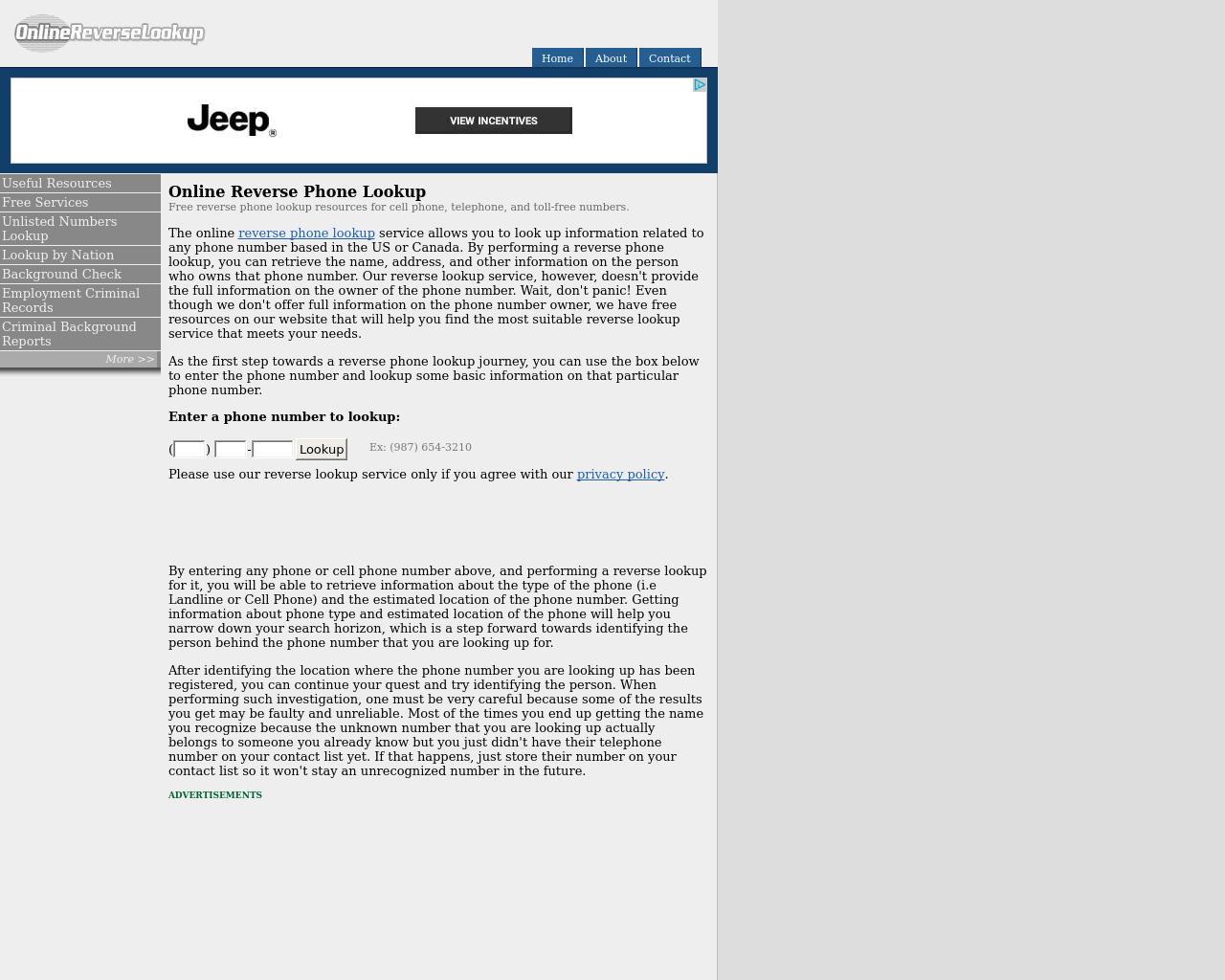 Online-Reverse-Lookup-Advertising-Reviews-Pricing