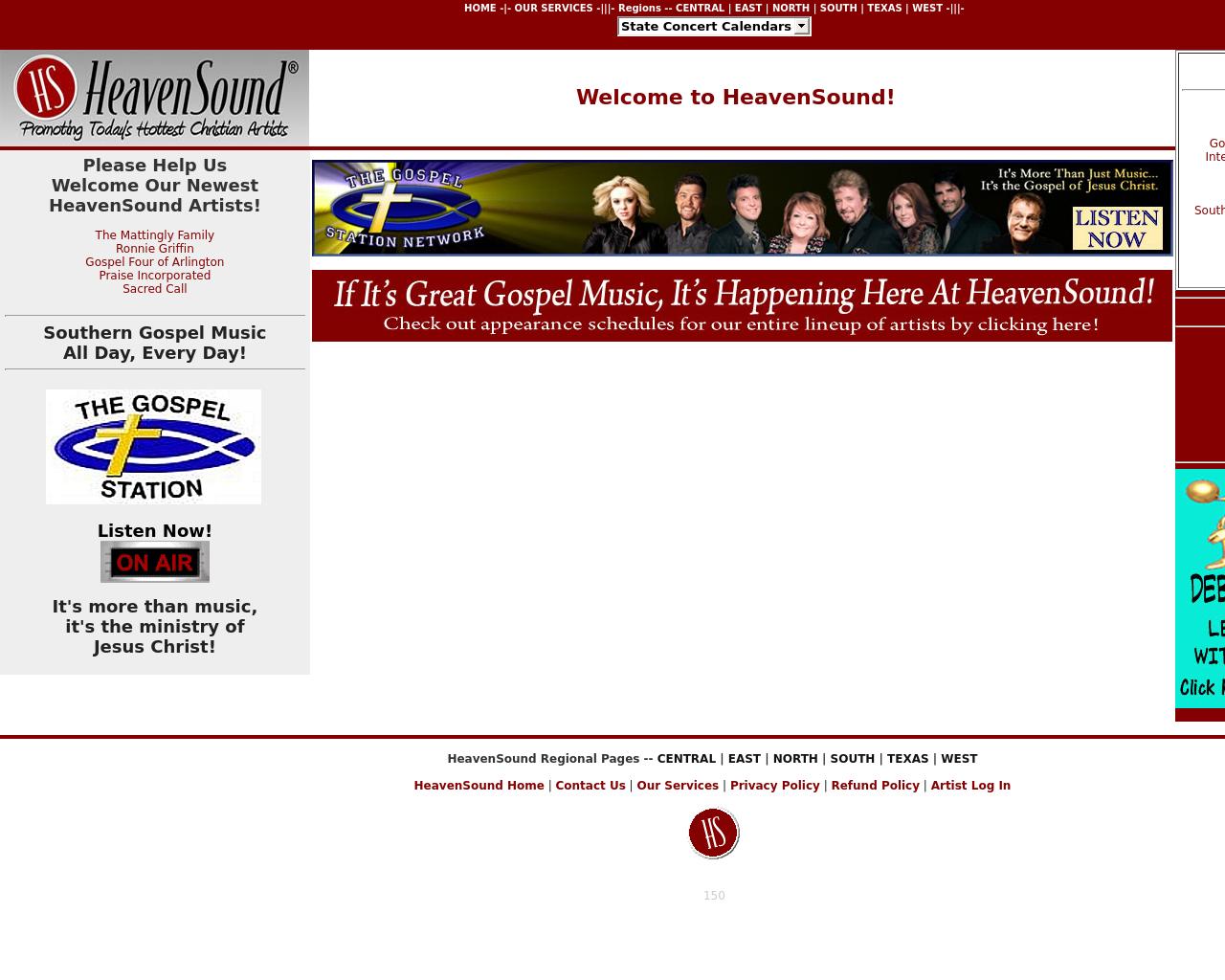 HeavenSound.com-Advertising-Reviews-Pricing