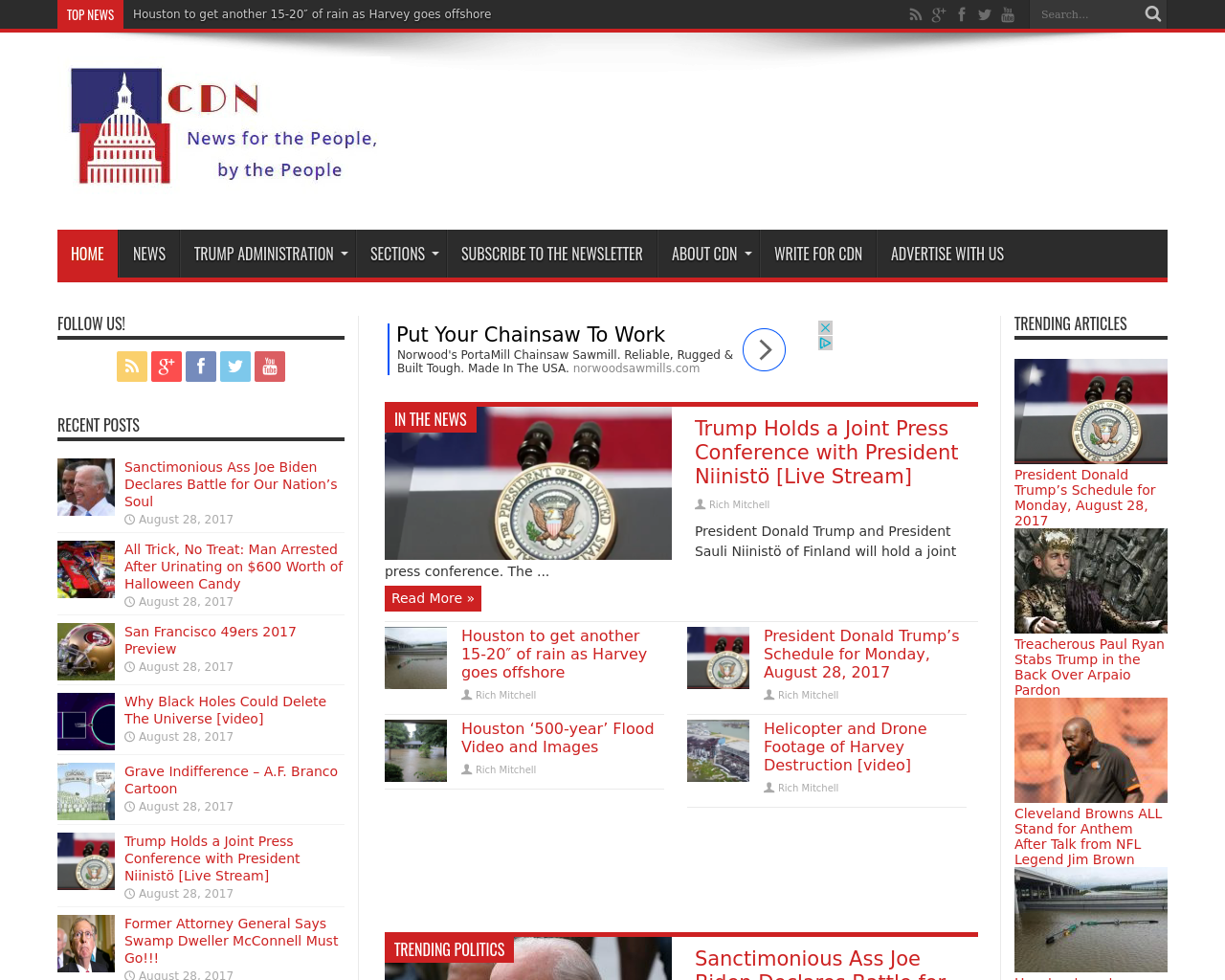 Conservative-Daily-News-Advertising-Reviews-Pricing