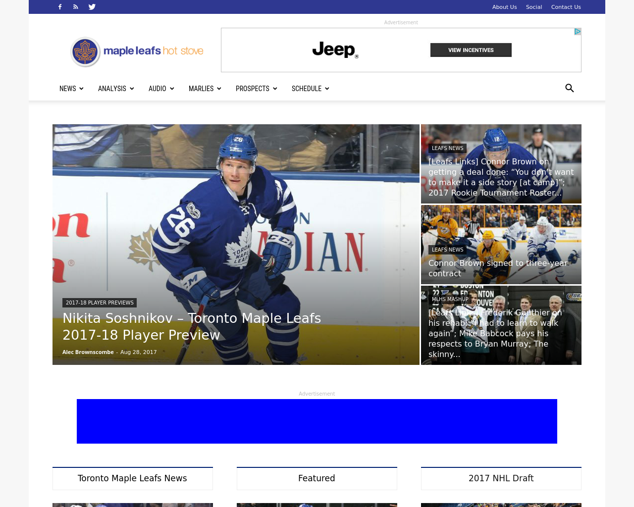 Maple-Leafs-Hot-Stove-Advertising-Reviews-Pricing