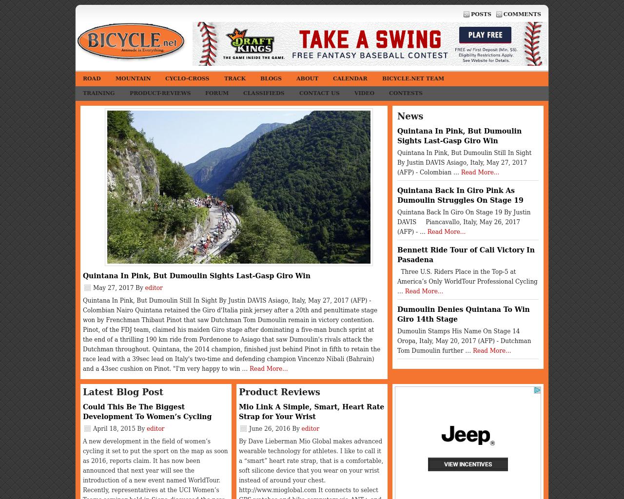 Bicycle.net-Advertising-Reviews-Pricing