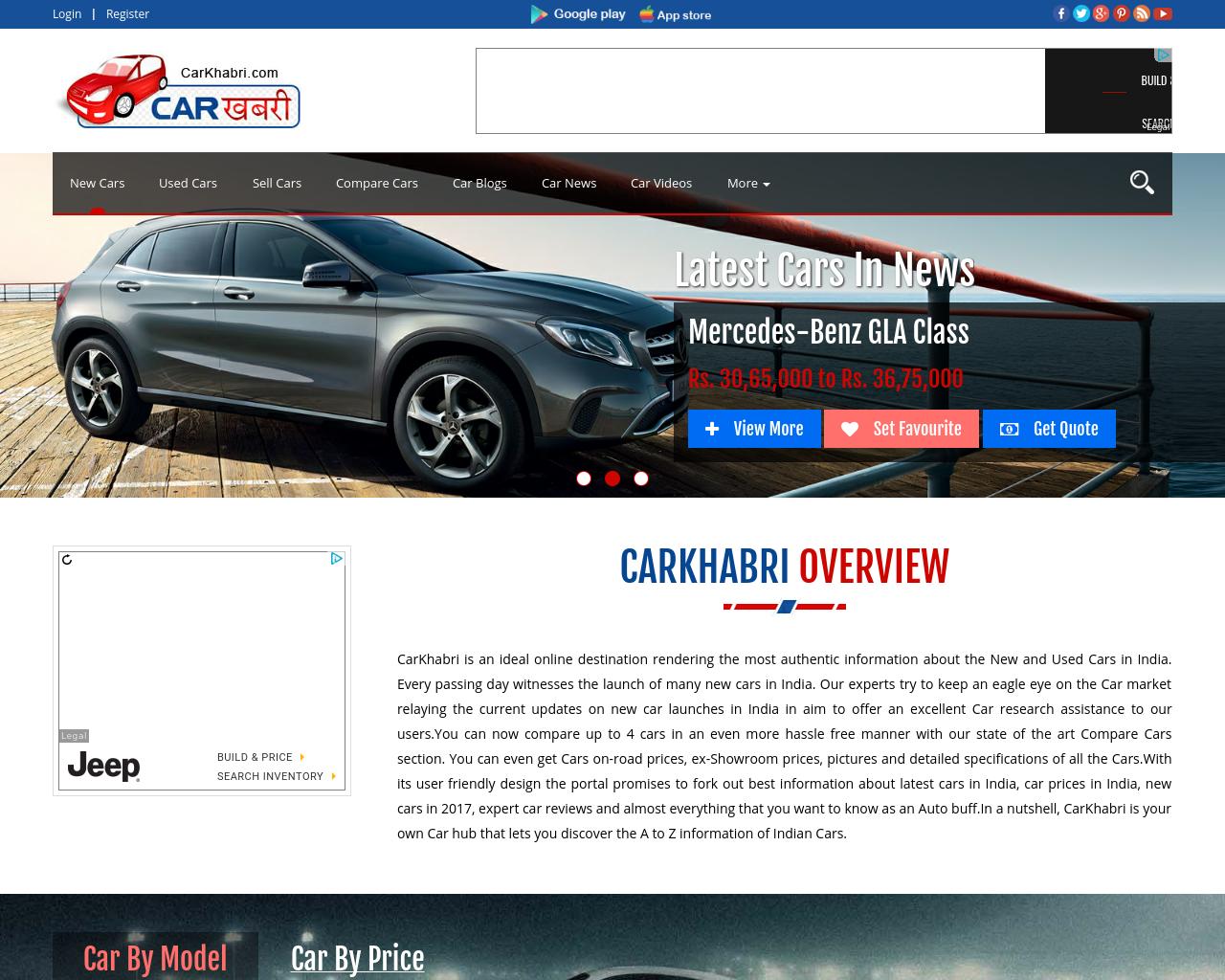 Carkhabri-Advertising-Reviews-Pricing