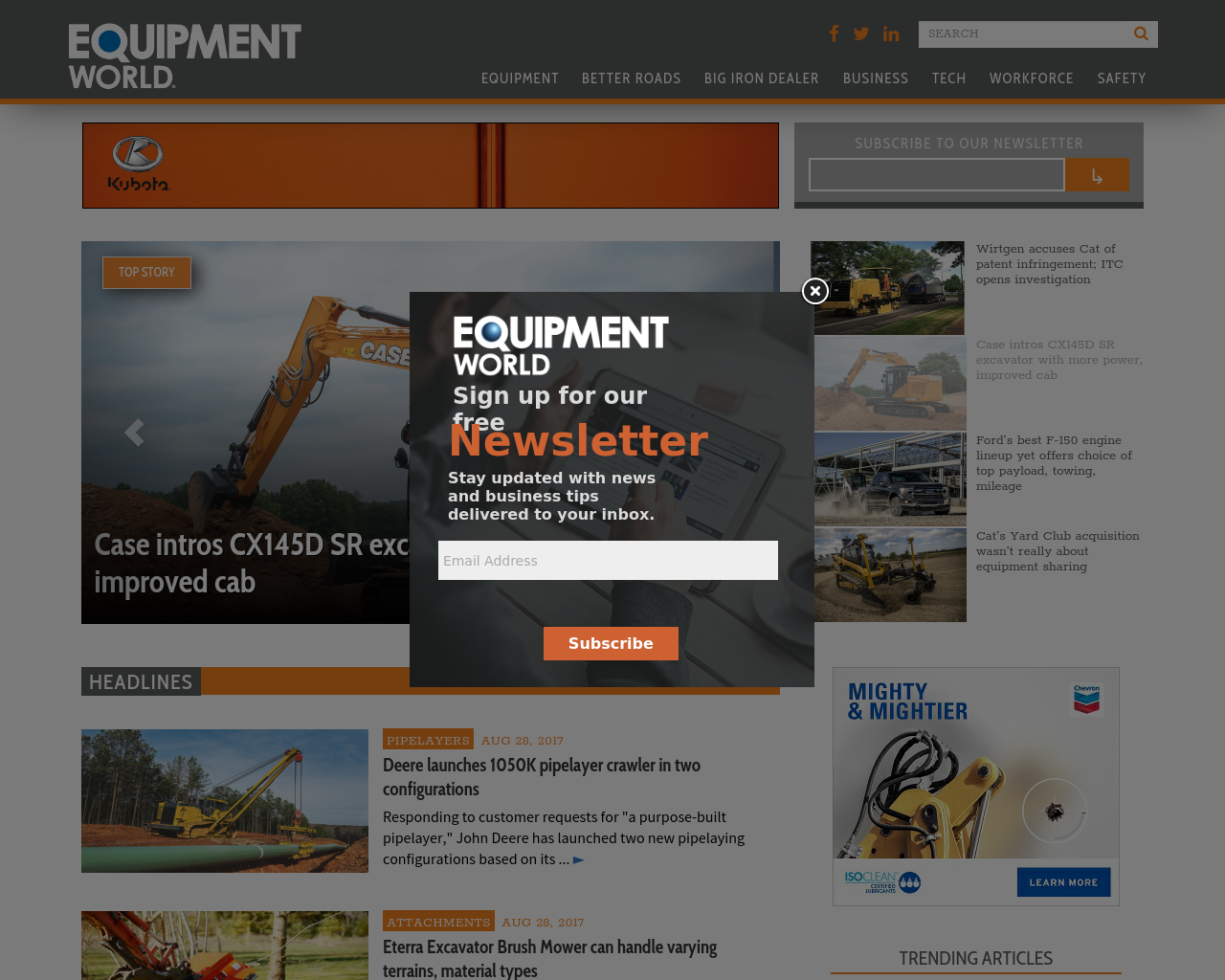 Equipment-World-Advertising-Reviews-Pricing