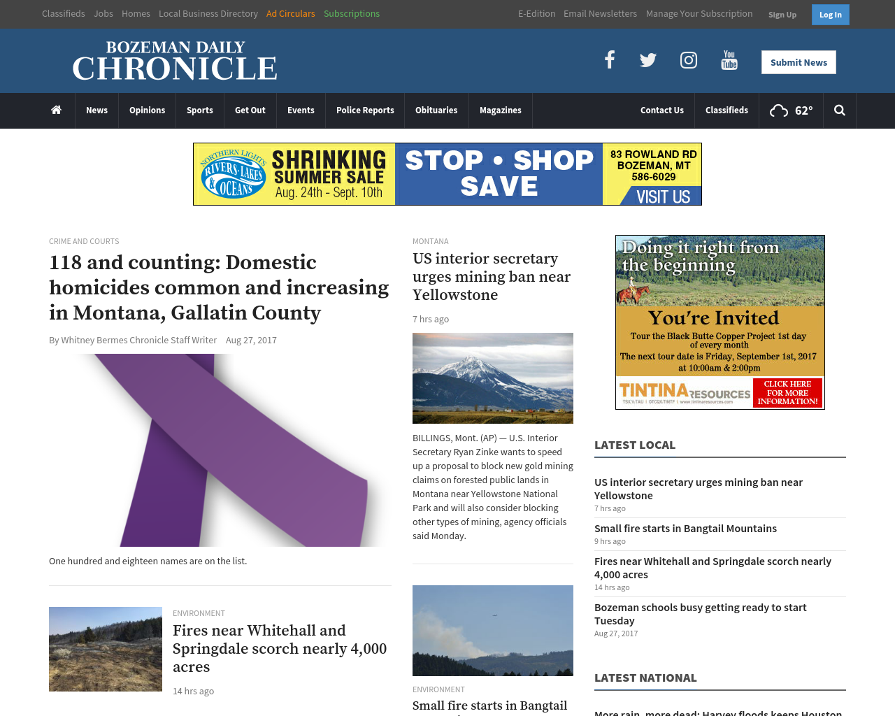 Bozeman-Daily-Chronicle-Advertising-Reviews-Pricing