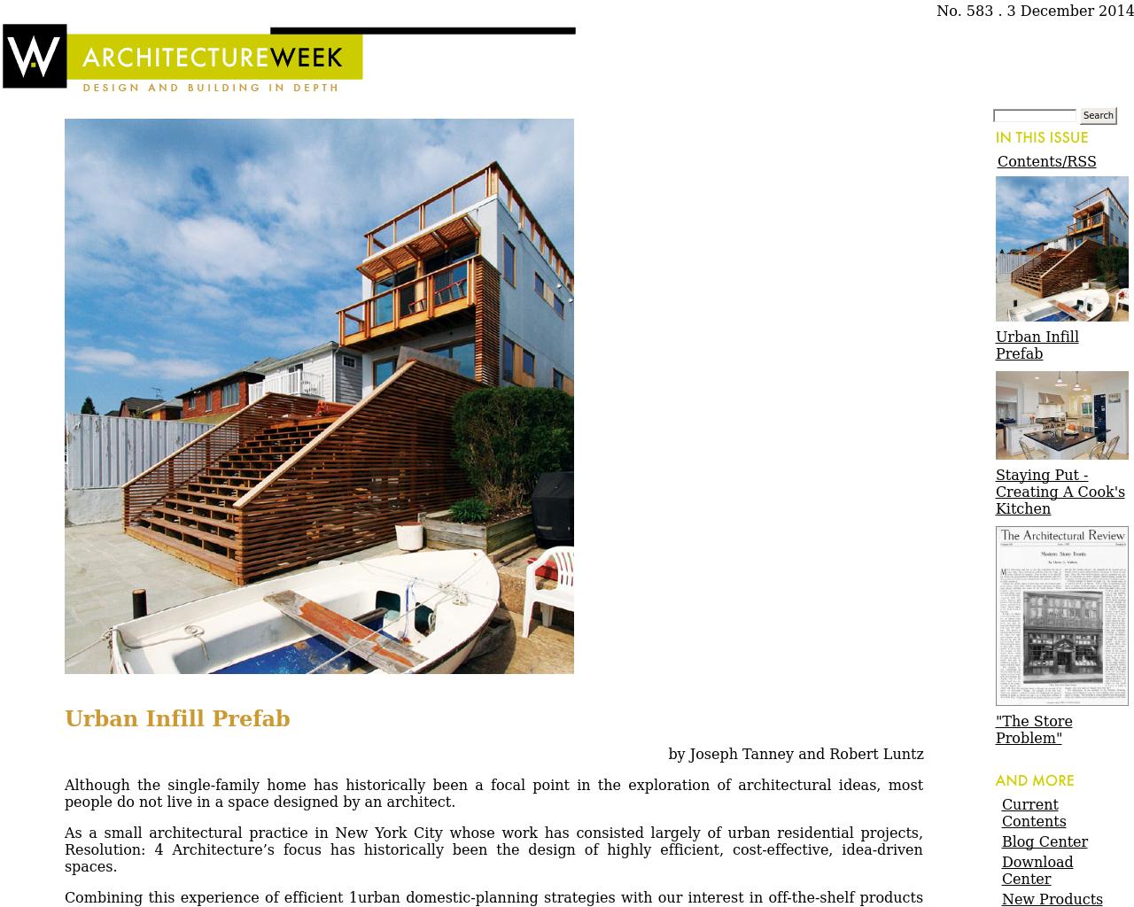 ArchitectureWeek-Advertising-Reviews-Pricing